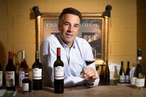 Bertrand Gourdou présente ses vins - Château Guilhem