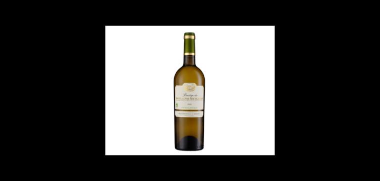 Bouteille Prestige blanc Terre de vin